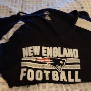New England Patriots top